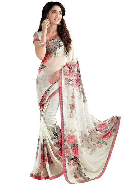 Designer Women's Georgette Saree
