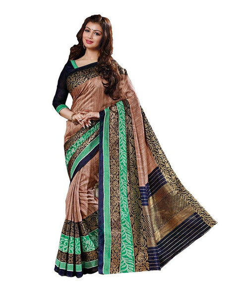 Women's Silk Saree - Designer Casual Sarees