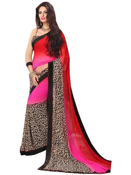 Woman's Cotton Silk Saree - Designer Casual Sarees