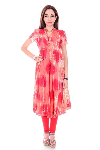 orange-&-white-color-anarkali-kurtis-printed-anarkali-kurtis-a022