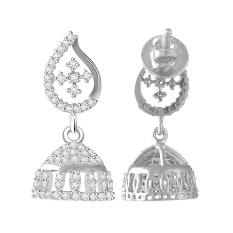 Beautiful Drop Style Designer Traditional Jhumki Earrings For Women