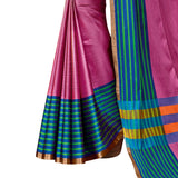 Festive Sarees Ethnic Wear Women's Cotton Kota Blended Saree Designer Sarees Collection For Festivals
