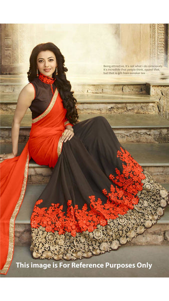 Georgette-Designer-Saree-lady-056-Latest-Fashion-Saree