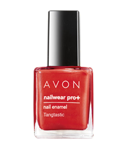 Avon Color Nailwear Pro Plus Tangtastic Nail Paint 8 ml