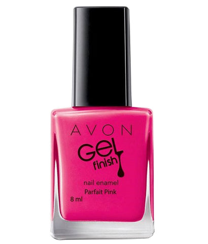 Avon Gel Finish Nail Enamel Parfait Pink