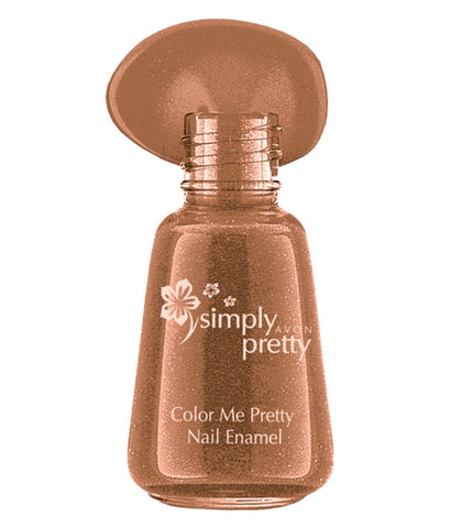 Avon SP Restage 4Q11 Nail Color Me Pretty Coffee Bean