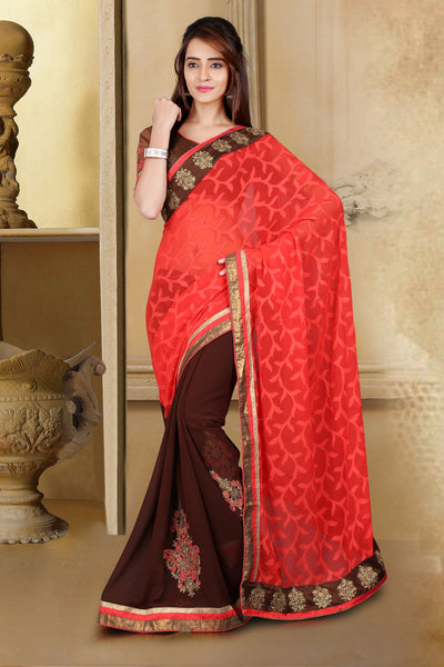 New-Bollywood-Fashion-Saree-For-Women-lady-062-Party-Wear-Saree