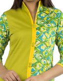 Fabulous Designer Cotton Blue Kurti For Women