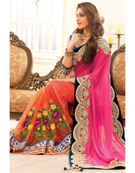 Bollywood-Style-Saree-Designer-lady-055-Women-Saree