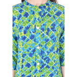 Stylish Cotton Multicolor Kurti For Women