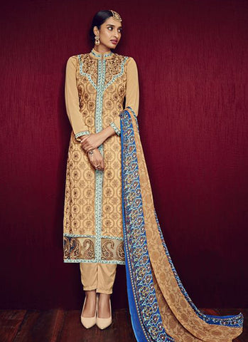 Urban-Naari-21802-Cream-Colored-Faux-Georgette-Embroidered-Semi--Stitched-Salwar-Suit