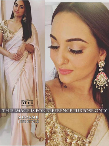 sonakshi-sinha's-baby-pink-silver-embroidery-work-bollywood-sarees-for-women