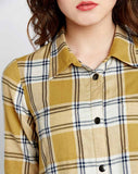 designer-shirt-dresses-online-mustard-check-printed-shirt-dress