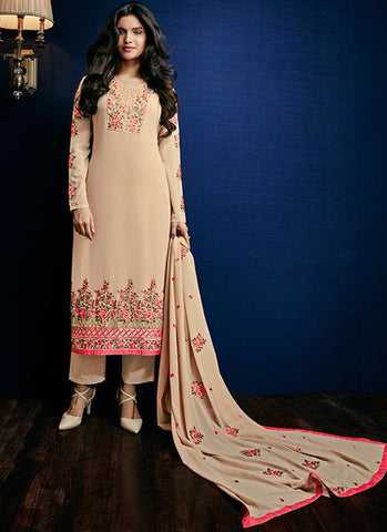 Urban-Naari-21378-Salwar-Kameez-Online-Shopping-Cream-Designer-Georgette-Embroidered-Semi-Stitched-Salwar-Suit