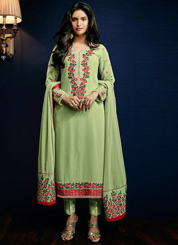Urban-Naari-21376-Pakistani-Salwar-Kameez-Light-Green-Designer-Georgette-Embroidered-Semi-Stitched-Salwar-Suit