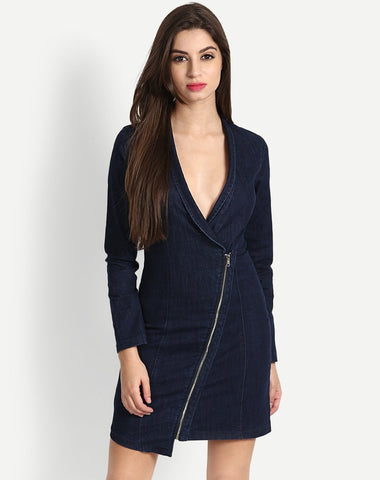 denim-bodycon-dress-wrap-dress-midi-dress-for-women