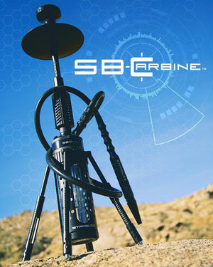 Starbuzz Carbine Hookah - What's The Big Deal?