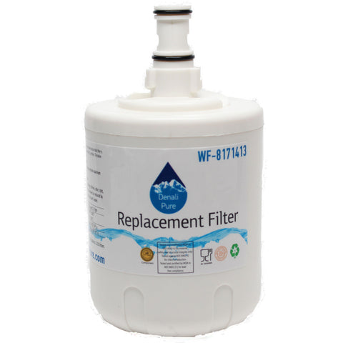 2-Pack Whirlpool 8171413 Refrigerator Water Filter Replacement