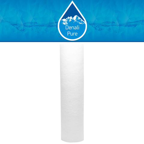 "10"" Universal Polypropylene Sediment Water Filter"