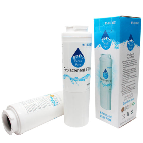2-Pack Replacement Amana ASD2626HEW Refrigerator Water Filter