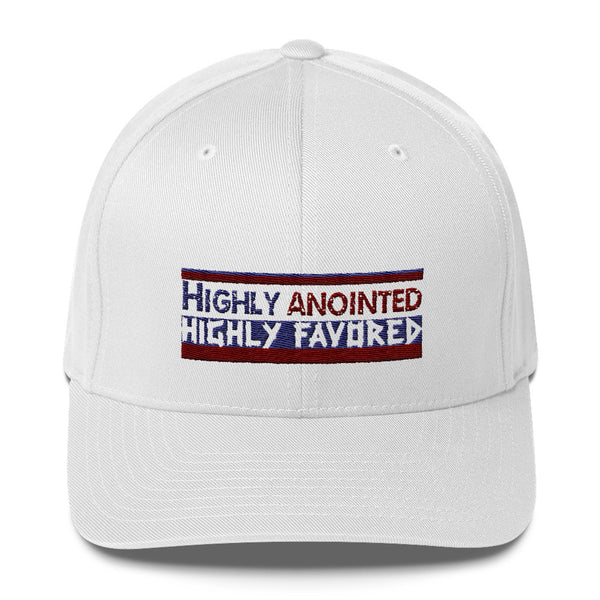 Highly Anointed Cap - Our Anointed Tees.