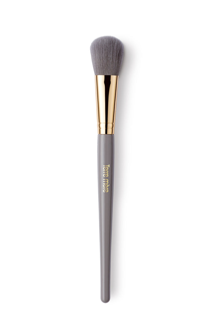Round Cheek Brush
