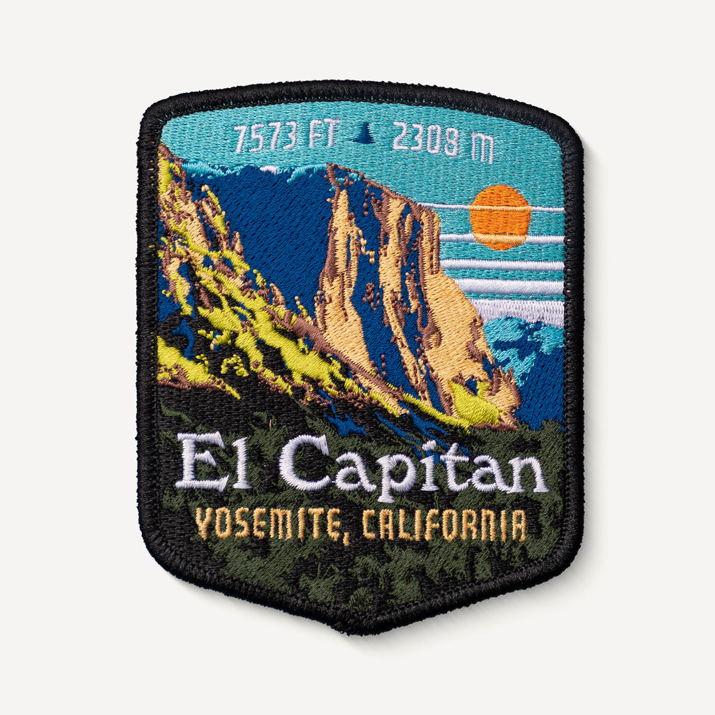 El Capitan Patch