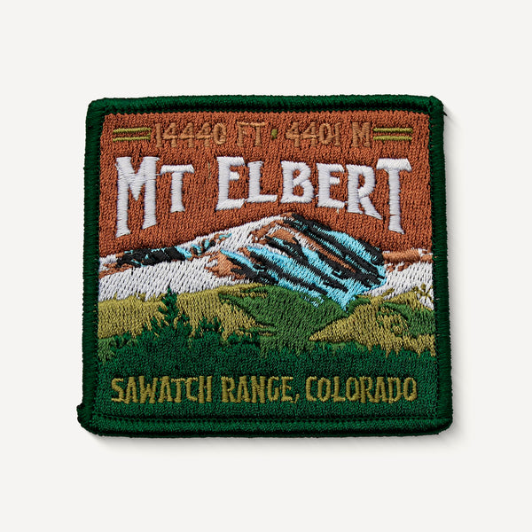 Mt. Elbert Patch