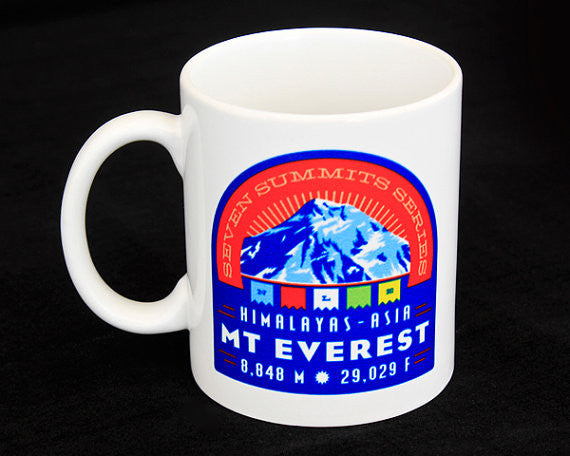 Mt. Everest Coffee Mug