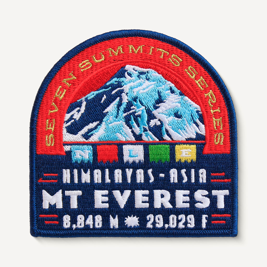 Mt. Everest Seven Summits Patch
