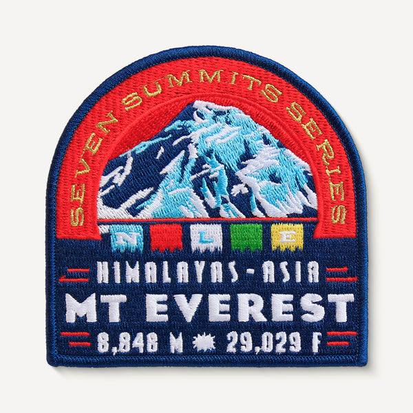 Mount Everest Seven Summits Patch