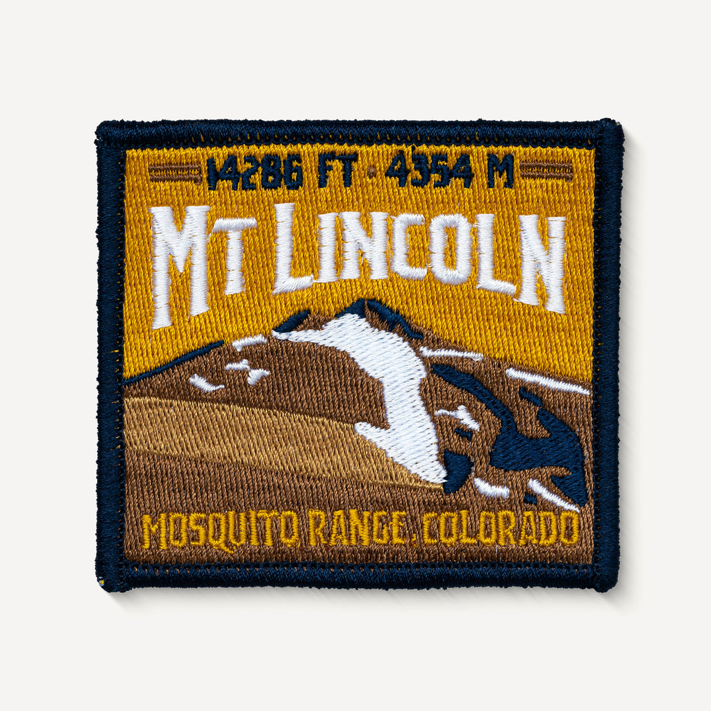 Mt. Lincoln Patch