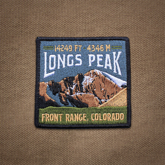 Longs Peak Patch