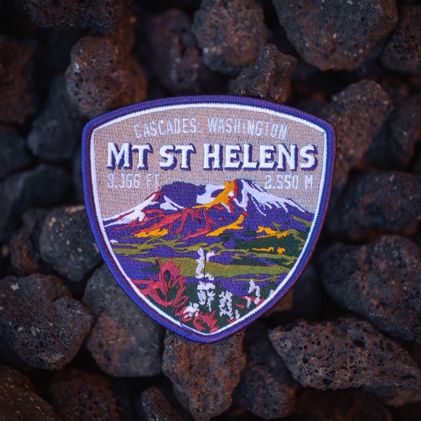 Mt. St. Helens Patch