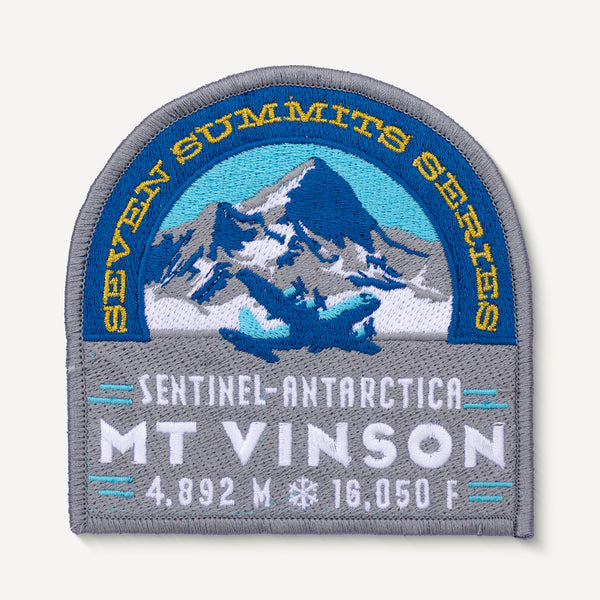 Mount Vinson Seven Summits Patch