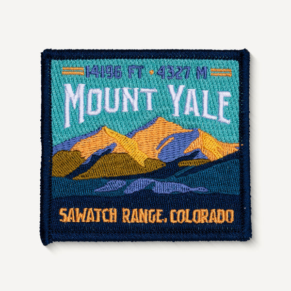 Mt. Yale Patch