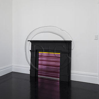 Barcode Fireplace