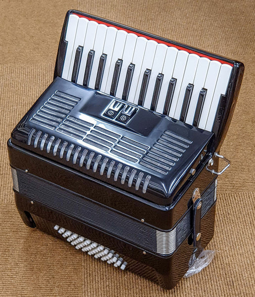 Golden Cup 2 voice 48 bass Piano Accordion - TheReedLounge.com