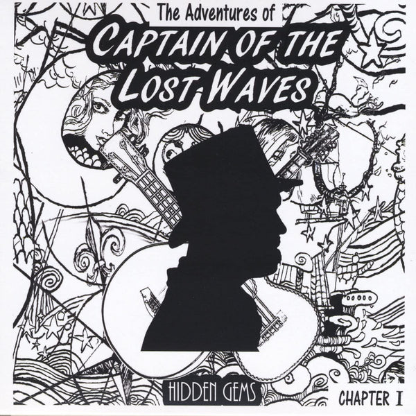 Captain of the Lost Waves - Hidden Gems Chapter 1 CD