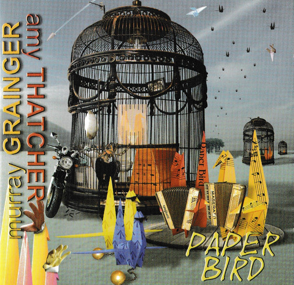 Paperbird - CD with Murray Grainger and Amy Thatcher
