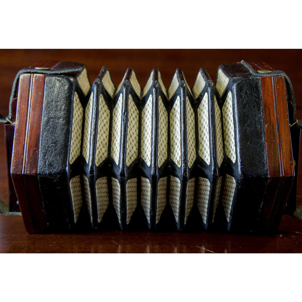 Lachenal 30 key C/G Anglo Concertina - TheReedLounge.com