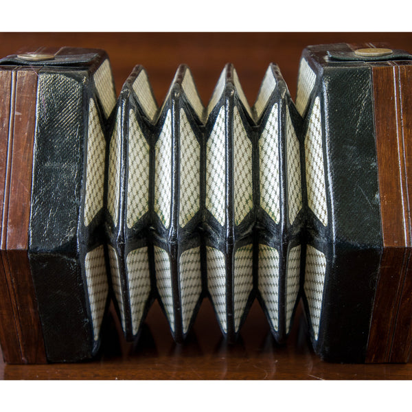 Lachenal Tutor model 48 key English Concertina - TheReedLounge.com