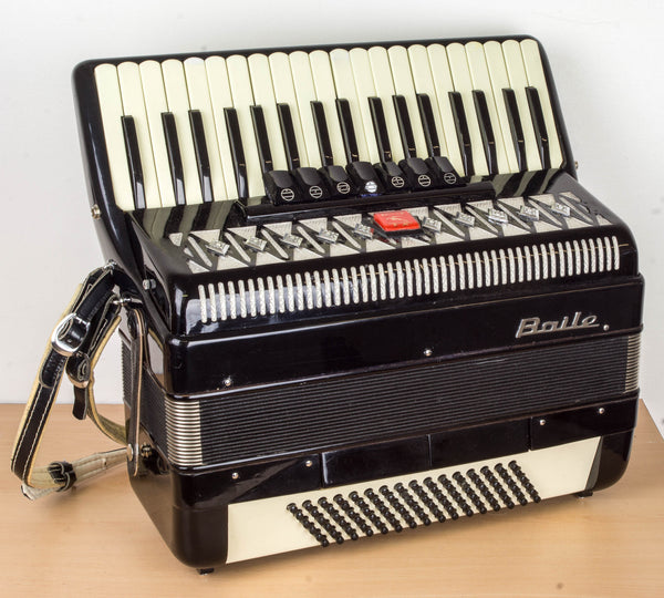 Baile 96 bass 3 voice Piano Accordion - TheReedLounge.com