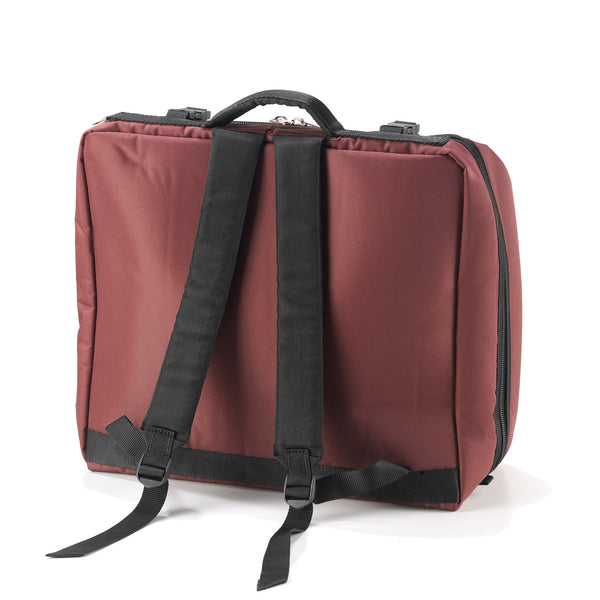 Accordion Rucksack, for 96 bass size - TheReedLounge.com