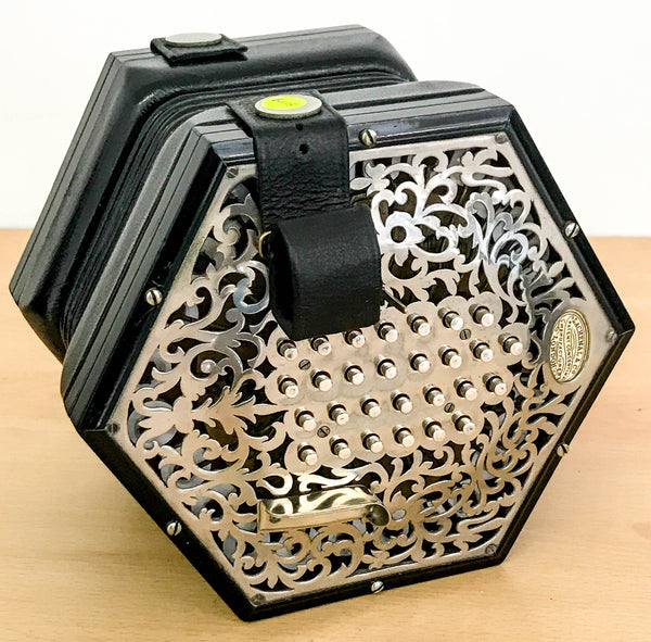 Lachenal New Model 48 key English Concertina