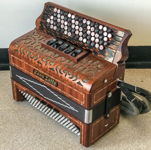 Zero Sette Chromatic Button Accordion