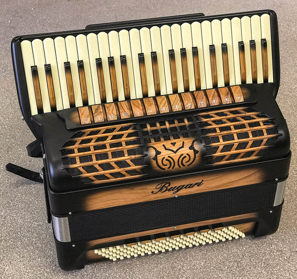 Bugari 288/XOANA 4 voice 120 bass piano accordion
