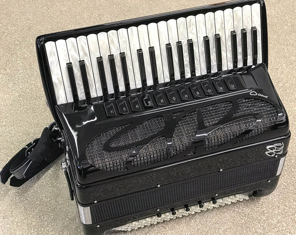 Ballone Burini Cloud 120 bass piano accordion