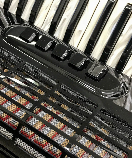 Pigini P36MG Special Edition 3 voice 96 bass piano accordion - TheReedLounge.com