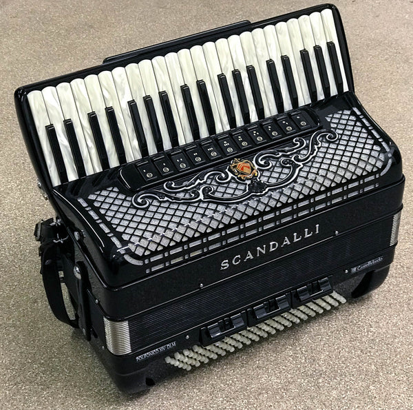Scandalli Polifonico XIV DLM Piano Accordion